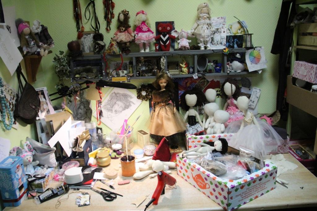 Кукольная мастерская своими руками